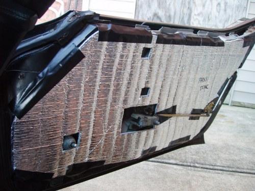 Door Sound Proofing