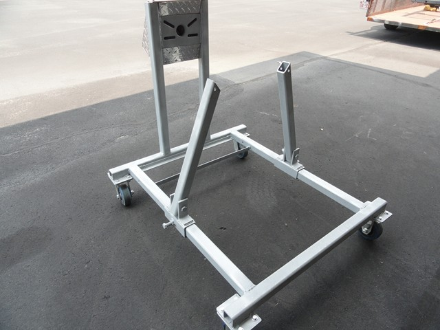 Homemade Engine Test Stand Plans And Dimensions Included