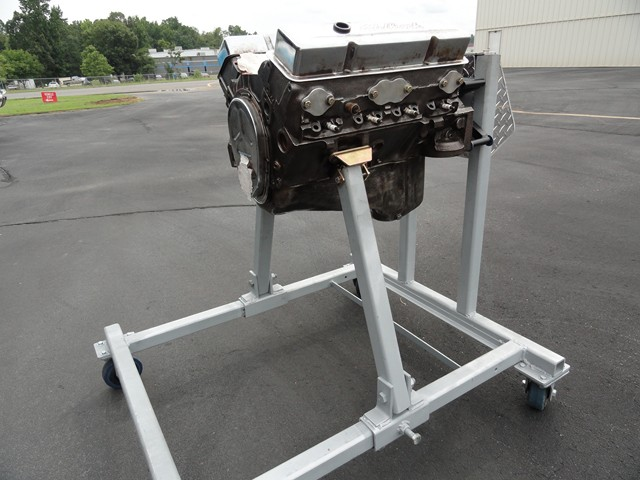 Homemade Engine Test Stand - Plans and Dimensions Included – MyCorvetteRestortation.com